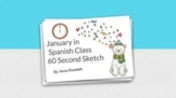 Distance Learning Game for Zoom {60 Second Sketch - Google