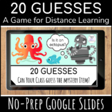 Digital Game on Google Slides | Fun Friday Activity | Brain Break