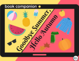 Distance Learning - Goodbye Summer, Hello Autumn Digital B