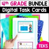Distance Learning - Google Classroom - 4th Grade Math TEKS