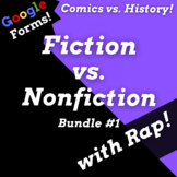 Fiction vs. Nonfiction Activities Google Classroom Reading