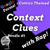 Digital Context Clues Google Classroom Reading Passages Us