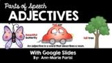 Distance Learning Google Slides ADJECTIVES