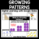 Distance Learning Google Slides GROWING PATTERNS