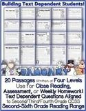 Distance Learning: Google Slides™ & PDF January Close Read
