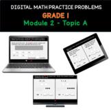 Distance Learning | Grade 1 Math Practice: Module 2 - Topi