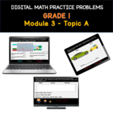 Distance Learning   Grade 1 Math Practice: Module 3 Topic