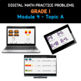Distance Learning | Grade 1 Math Practice: Module 4 Topic