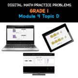 Distance Learning   Grade 1 Math Practice: Module 4 Topic
