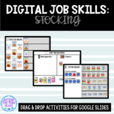 Distance Learning: Grocery Store Interactive Activities fo