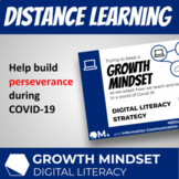 Distance Learning Growth Mindset Strategies during Covid-1