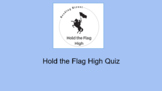 Distance Learning Hold the Flag High - Grade 5 Reading Street