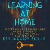 Distance Learning - Home Lab 5 - Inquiry into Heat Flow