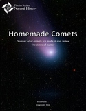 Distance Learning: Homemade Comets