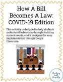 Distance Learning: How a Bill Becomes Law in the age of COVID-19