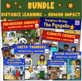 Distance Learning - Human Impact Growing Bundle