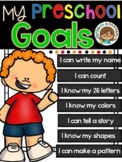 Distance Learning. I CAN ACHIEVE MY PRESCHOOL GOALS. No Pr