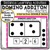 Distance Learning - Interactive Google Slides - Domino Add