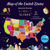 Distance Learning - Interactive Map - United States - Goog