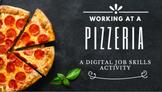 Distance Learning Job Skills Training Pizzeria Game Vocati