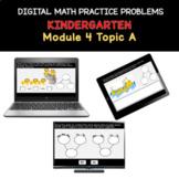 Distance Learning   Kindergarten Math Practice: Module 4 T