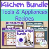 Kitchen Tools   Appliances   Visual Recipes Mega Bundle