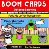 Distance Learning | Letter Identification | Boom Cards