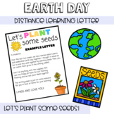 Distance Learning Letter - Plant a Seed