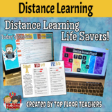 Distance Learning Life Savers