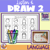 Distance Learning Listen & Draw 2nd Edition: Auditory memo