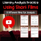 Distance Learning Literary Analysis Using Short Films   EL