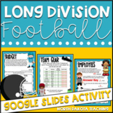 Distance Learning Long Division Math Activity | Google Cla