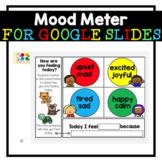 Distance Learning MOOD METER | RULER | Social Emotional | Zones of Regulation