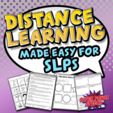 Distance Learning Made Easy for SLPs