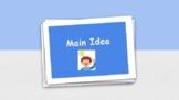 Distance Learning: Main Idea Lesson