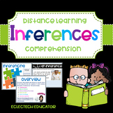 Distance Learning  |  Making Inferences  |  Google Slides