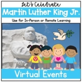Distance Learning | Martin Luther King Jr.  | Virtual Even