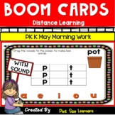 Distance Learning | May Morning Work PK and K | Language A