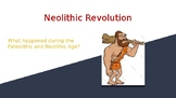 Distance Learning - Neolithic Revolution (mini lesson slid