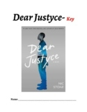 Distance Learning/No Prep Novel Guide: Dear Justyce (Study