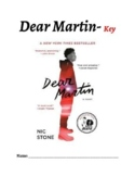 Distance Learning/No Prep Novel Guide: Dear Martin (Study