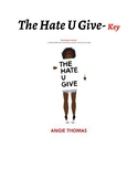 Distance Learning/No Prep Novel Guide: The Hate U Give Act