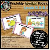 Distance Learning Online & Printable Kindergarten Leveled