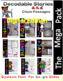 Orton Gillingham Distance Learning  Decodable Texts & Comp