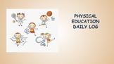 Distance Learning - PE Log