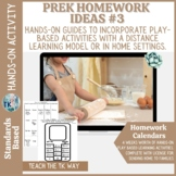 Home and Distance Learning PreK Activities