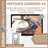 Distance Learning Pack -Hands-On Activities- EDITABLE