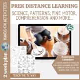 Distance Learning Pack with Play Based Activities