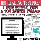 Distance Learning Paired Passages Questions Reading Compre