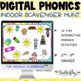 Distance Learning Phonics Activity | Phonics Indoor Scaven